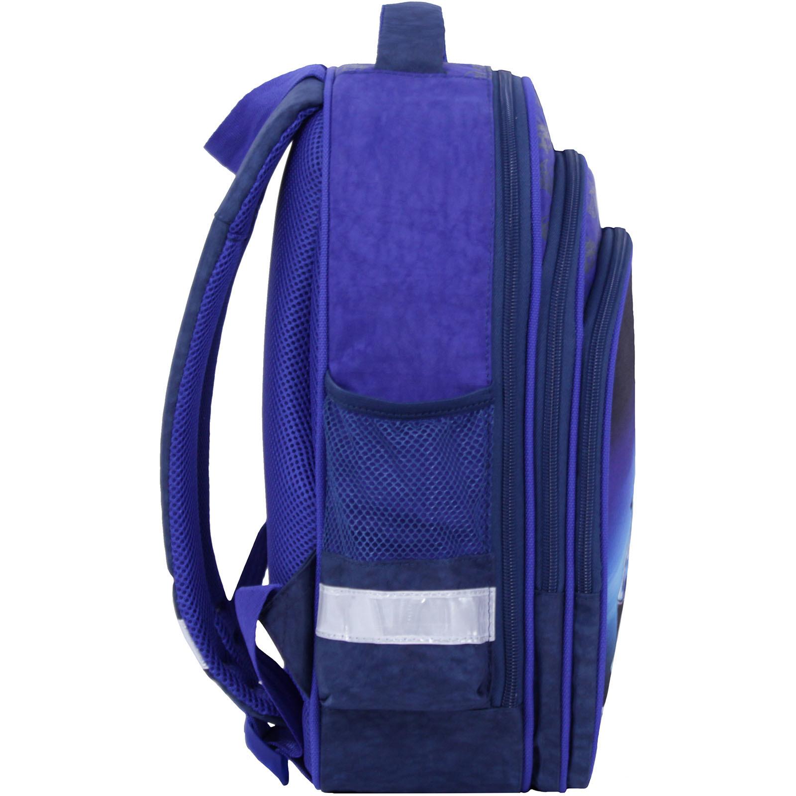 Рюкзак школьный Bagland Mouse 225 синий 56м (0051370) фото 3
