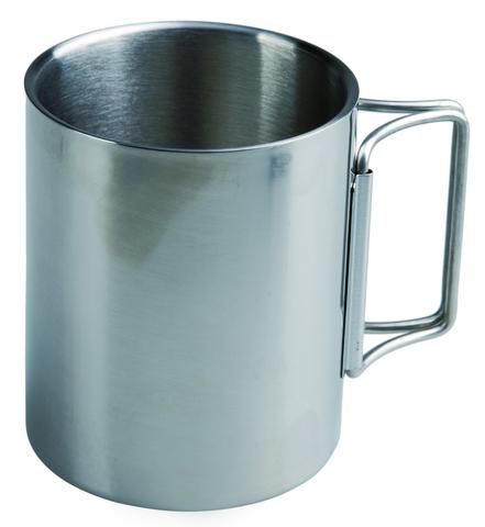 Термокружка с двойными стенками AceCamp S/S Double-wall Cup 220 ml