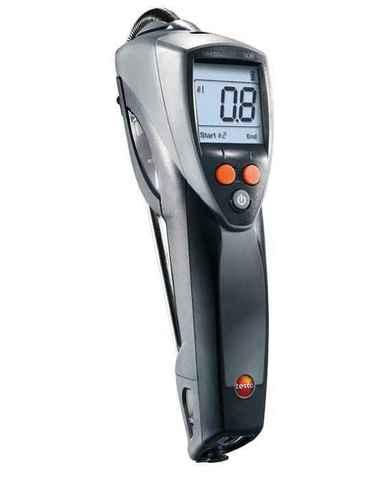 Комплект электронного анализатора сажевого числа testo 308, включая блок питания и кейс, Описание анализатора сажевого числа testo 308 (арт: 0563 3080)