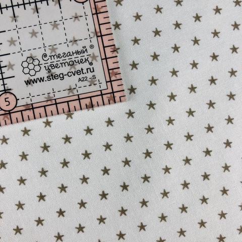 Ткань для пэчворка, хлопок 100% (арт. X0306)