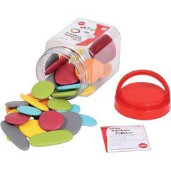 Радужные камешки Junior, природные цвета, Edx education 13229J
