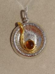 Латро (кольцо + серьги из серебра)