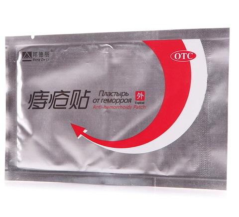Пластырь от геморроя Anti-Hemorrhoids Patch