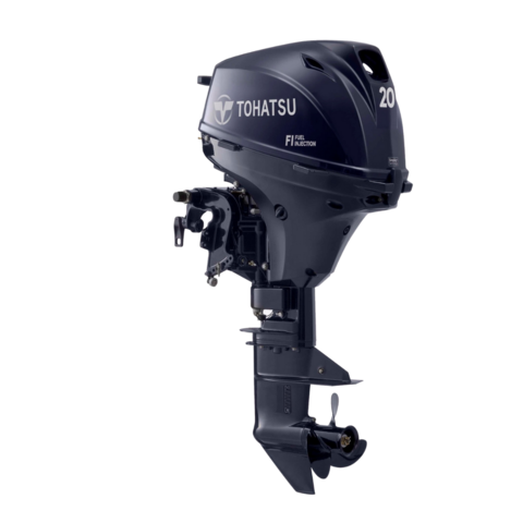 Лодочный мотор Tohatsu MFS 20 E EPS