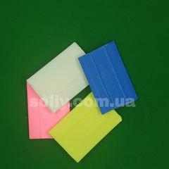 Фото: Мел мыло портновское для раскроя разноцветное MU-SI (100шт/упак)