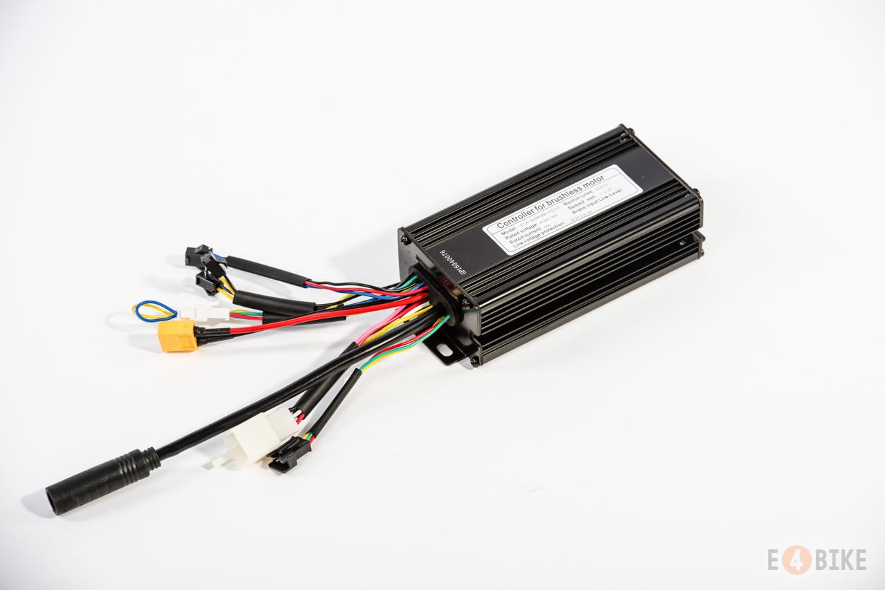 Контроллер для E4Bike Light