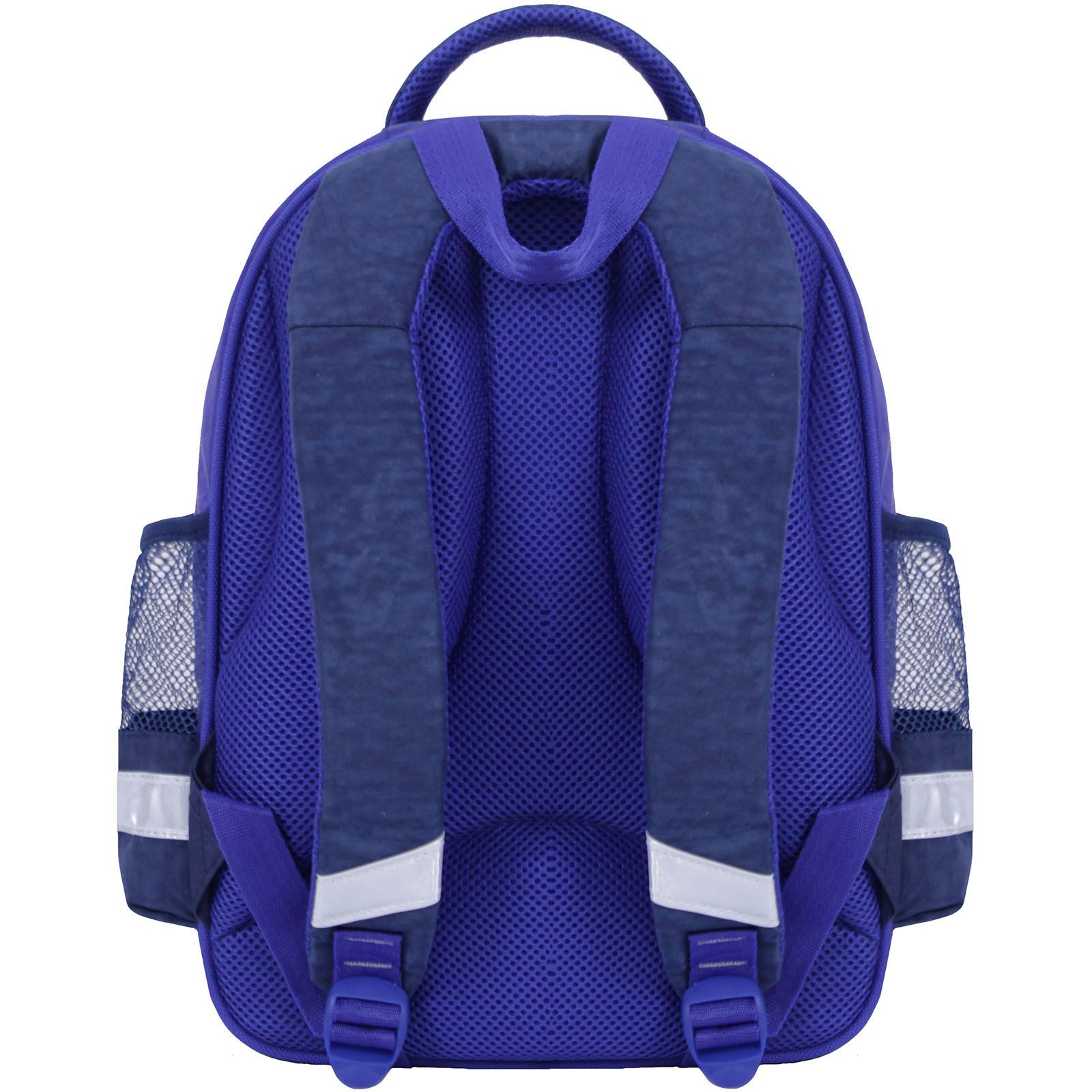 Рюкзак школьный Bagland Mouse 225 синий 56м (0051370) фото 4