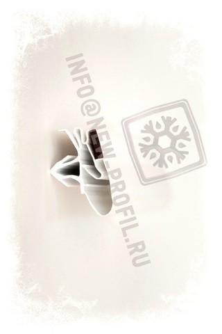 Уплотнитель 74*57 см для холодильника LG-B439BEQA (морозильная камера) Профиль 003