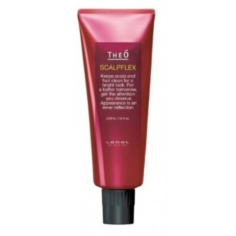 Lebel Theo: Пилинг для кожи головы мужчин (Scalp Flex), 230мл