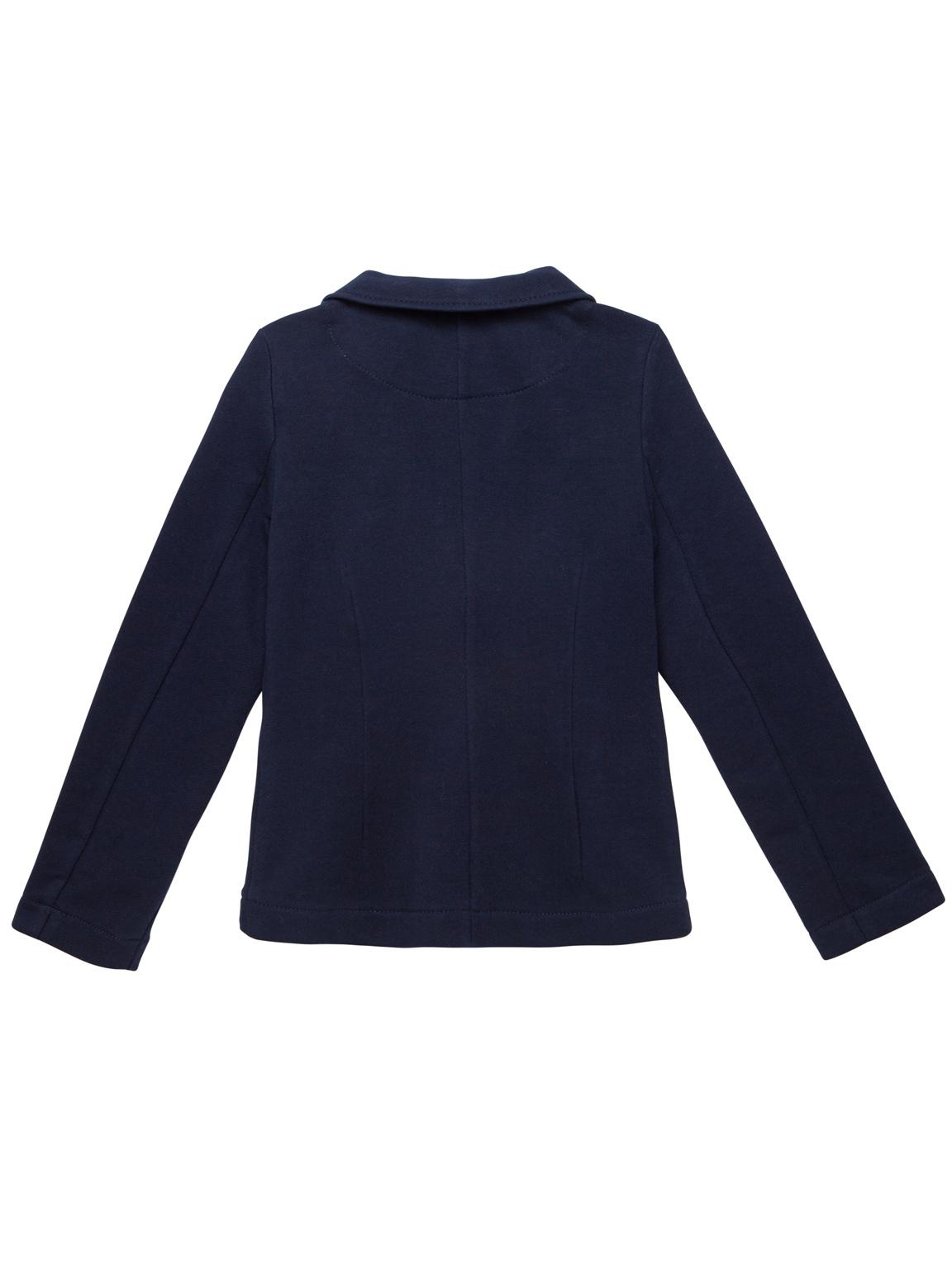 Пиджак жакет трикотажный
