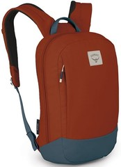 Рюкзак Osprey Arcane Small Day 10 Umber Orange/Stargazer