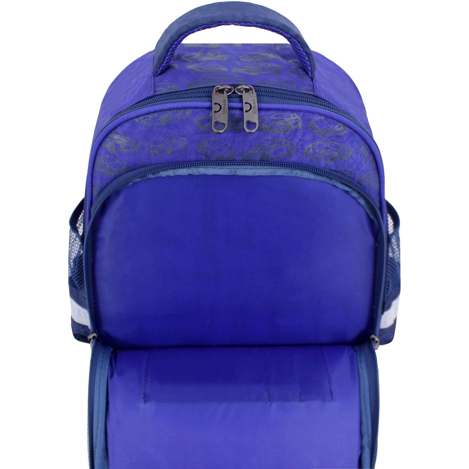 Рюкзак школьный Bagland Mouse 225 синий 56м (0051370) фото 5