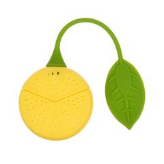 Ситечко для заваривания чая «Лимон» 18х5х2 см
