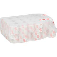 Бумага туалетная Островская Новинка 1-слойная серая (48 рулонов в упаковке)