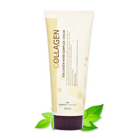 Крем для лица Collagen Herb Complex Cream