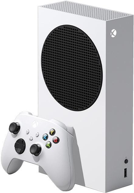 X-Box Игровая приставка Microsoft Xbox Series S 500GB 1.jpg