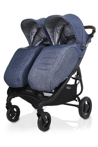 Накидка на ножки Valco baby Boot Cover Snap Duo Trend / Denim