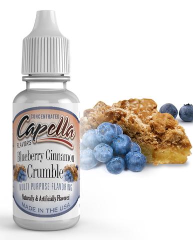 Ароматизатор Capella Blueberry Cinnamon Crumble