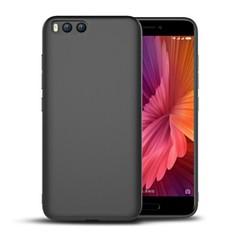 Силиконовый чехол для Xiaomi Mi6 (Черный)