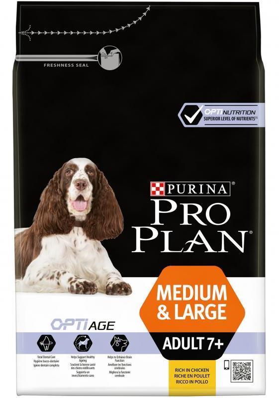 Сухой корм Сухой корм, Purina Pro Plan, для собак старше 7 лет средних и крупных пород, с курицей и рисом старше_7_лет_средних_и_крупных_пород__курица_с_рисом.jpg
