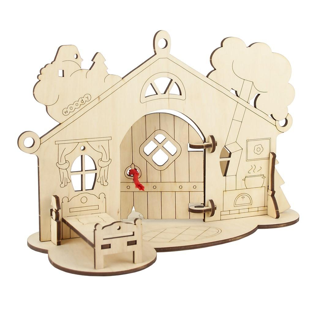 Деревянный домашний театр