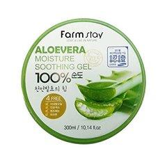 Гель Farmstay Moisture Soothing Gel Aloevera 300ml