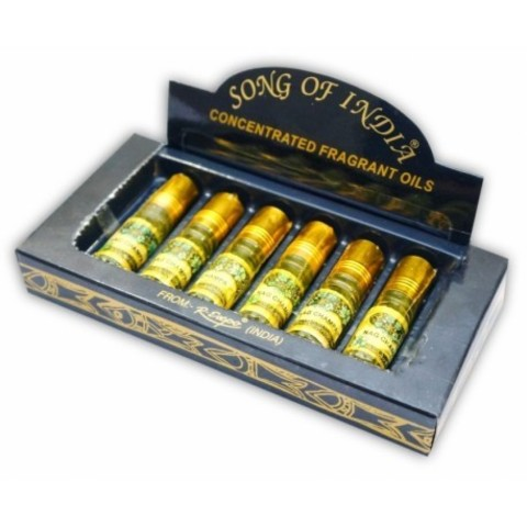 Эфирное масло Наг Чампа Song of India Nag Champa 2,5ml.