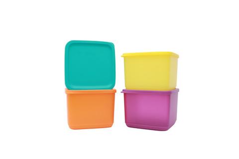 кубикс литровый разноцветный tupperware