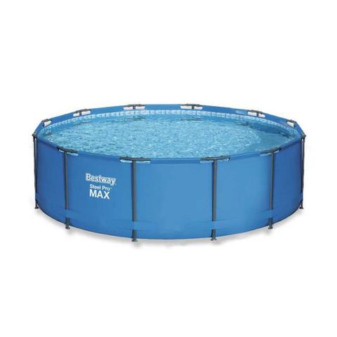 Каркасный круглый бассейн Bestway 15428 (366х133 см) / 18370