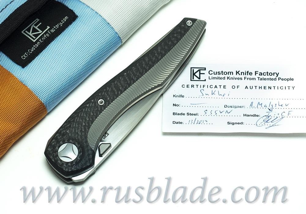 CKF Sukhoi v 1.0 Knife