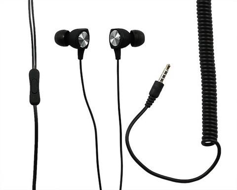 Elmcoei / Наушники с микрофоном EV139 | черные