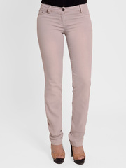 10-0041 брюки женские, светло-серые