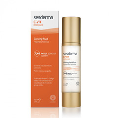 SESDERMA C-VIT RADIANCE Glowing fluid – Флюид для сияния кожи, 50 мл