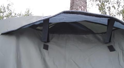 Палатка Canadian Camper RINO 2 Comfort, цвет forest