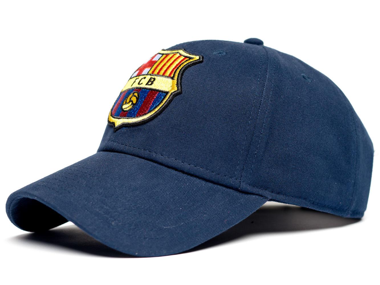 Бейсболка Барселона (большой размер)