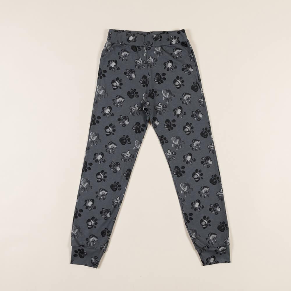 Детские мужские брюки пижамные E20K-93D102