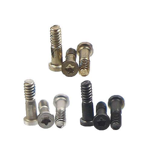 Винты для iPhone 5G/5S/6/6plus Черные/Серебро/Золото