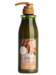 Эссенция для гладкости волос с аргановым маслом WELCOS