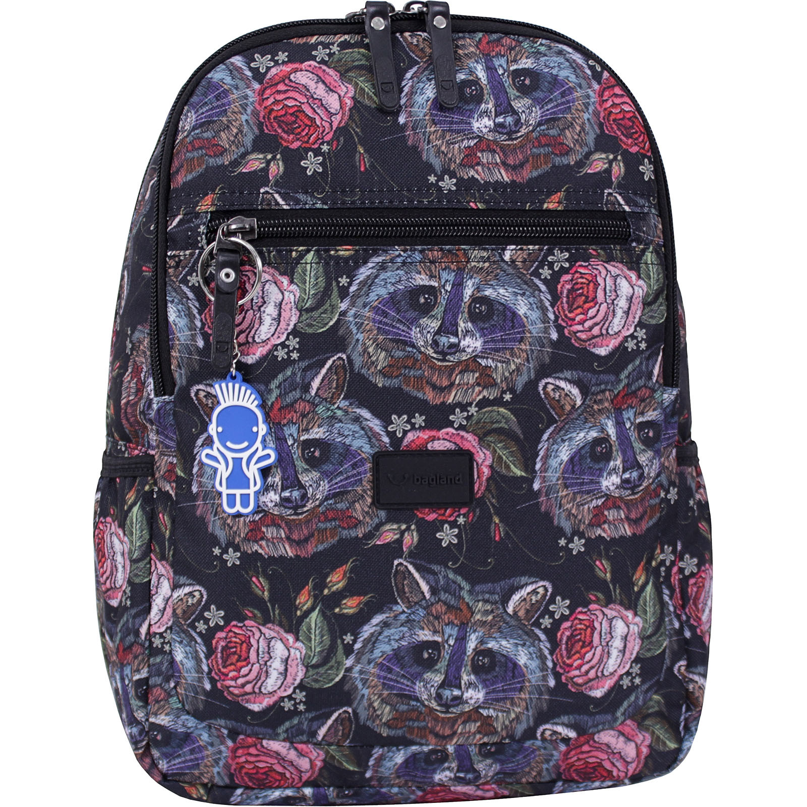 Детские рюкзаки Рюкзак Bagland Young 13 л. сублімація 477 (00510664) IMG_7912_суб.477_.JPG