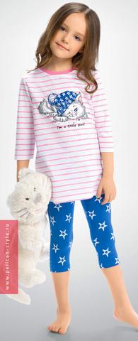 GNML368 пижама для девочек