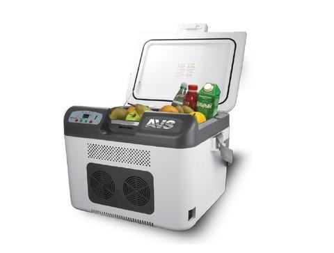 Термоэлектрический автохолодильник AVS CC-27WBC (12V/24V/220V, 27л, USB)