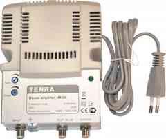 Усилитель ТВ сигнала Terra HA 126 (кабельное и цифровое ТВ)