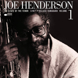 Joe Henderson / The State Of The Tenor - Live At The Village Vanguard, Volume 1 (LP)