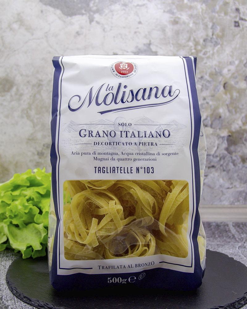 Макаронные изделия La Molisana Лапша в Гнёздах Тальятелле  500 гр.
