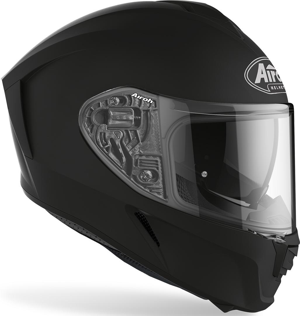 AIROH SPARK Color Black Matt