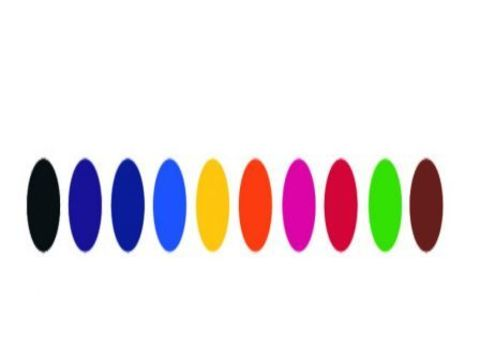 Фломастеры двухсторонние, классические цвета