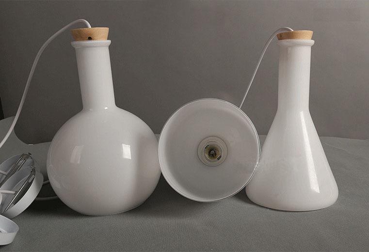 Подвесной светильник копия Labware Sphere by Benjamin Hubert