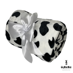 Плед с рукавами Gekoko Premium «Коровка» 5