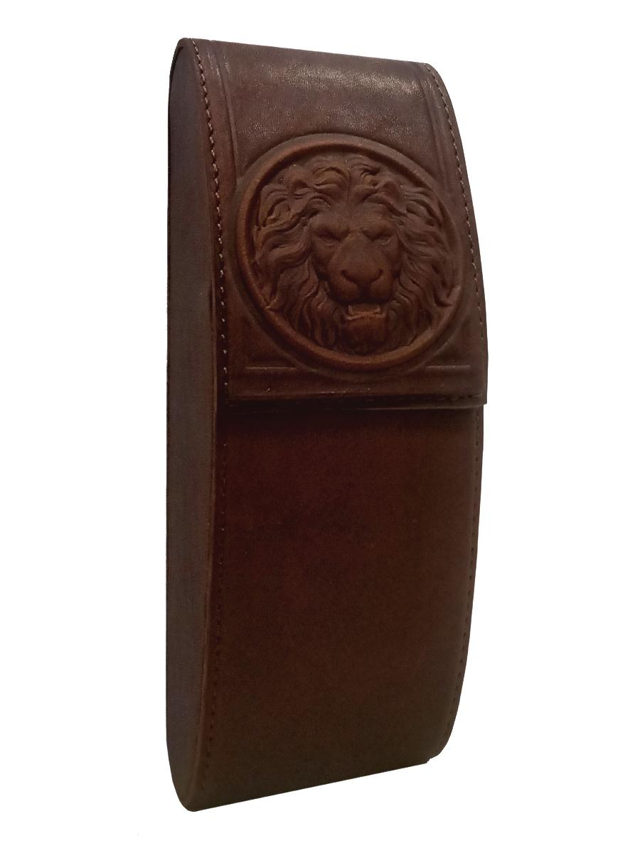 Футляр для очков «Royal». Цвет коричневый