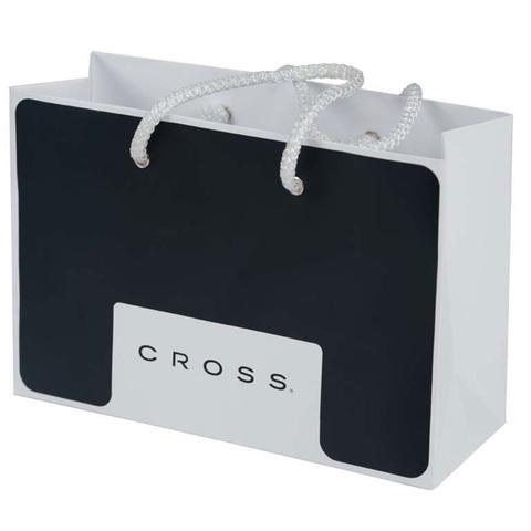 Cross Townsend - Platinum Plated, шариковая ручка, M, BL
